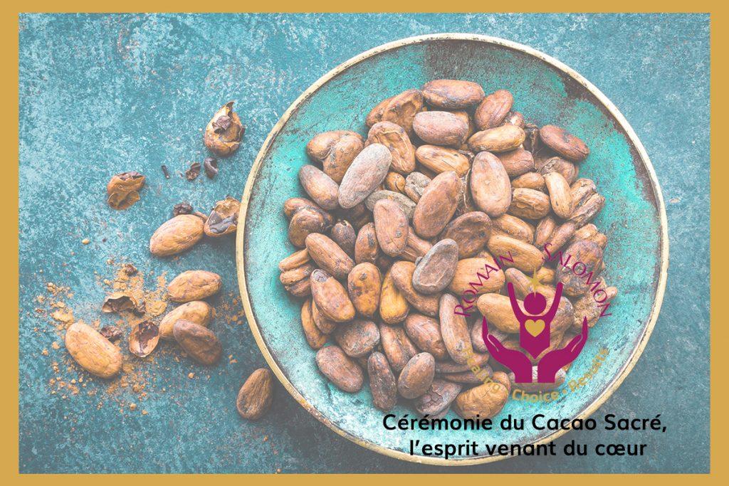 Cérémonie du Cacao Sacré, l'esprit venant du cœur